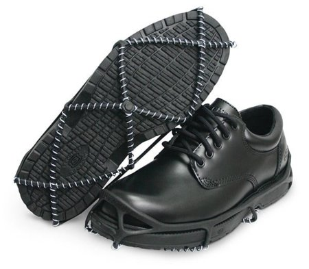 Acopla unas cadenas para la nieve a tus zapatos