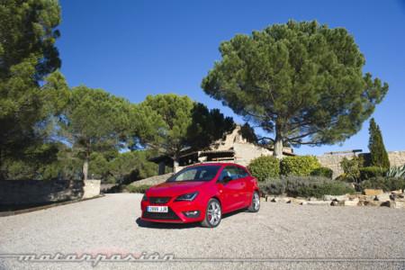 SEAT Ibiza Cupra 2016 toma de contacto prueba