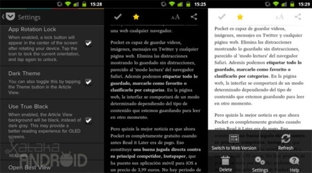 Pocket (Read it Later)