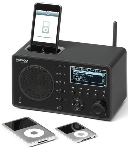 Terratec Noxon iRadio para iPod, radio FM y por Internet