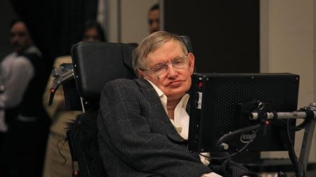 """""""Parece que he perdido 100 dólares"""", ha dicho Stephen Hawking tras descubrimiento del bosón de Higgs"""