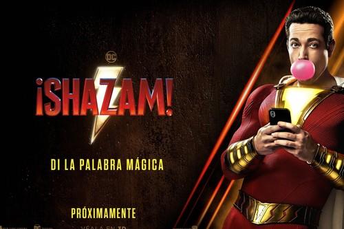 '¡Shazam!': un gran pasatiempo en el que DC se acerca más que nunca a Marvel