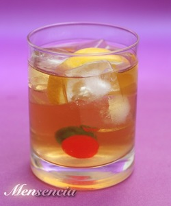 Old Fashioned, un trago profesional