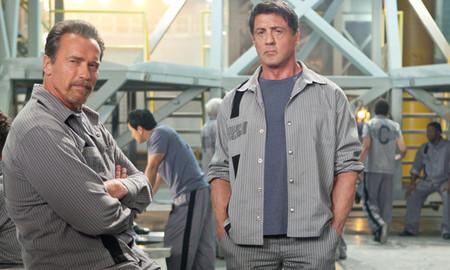 Taquilla USA: Schwarzenegger y Stallone no pueden con Sandra Bullock