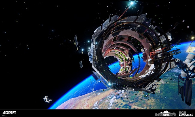 Adr1ft Oculus