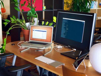 Aumenta tu productividad levantándote del escritorio