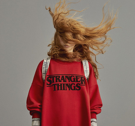 Coleccion Pull And Bear Dia De Stranger Things