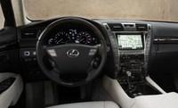 Lexus LS 600h: ¿quién ha dicho que el minimalismo está de moda?