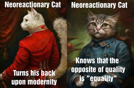 Neoreactionariy Cat