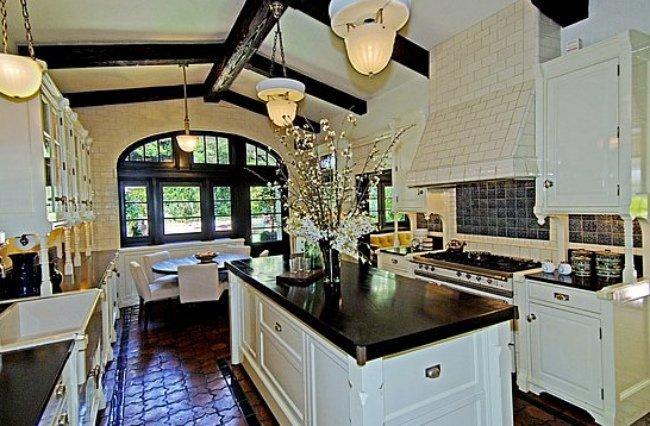 La cocina de Ben Stiller