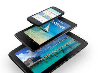 Nexus 4 y Nexus 10 se muestran en sus primeros vídeos unboxing