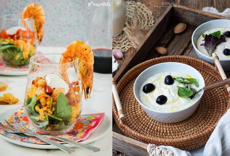 Recetas saludables y sencillas para organizar un menú semanal primaveral en el paseo por la gastronomía de la red