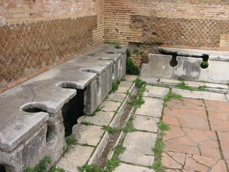 Ostia Toilets