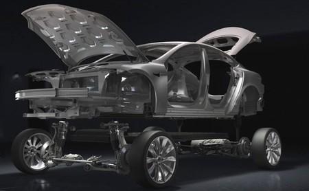 Tesla Model S técnica 01