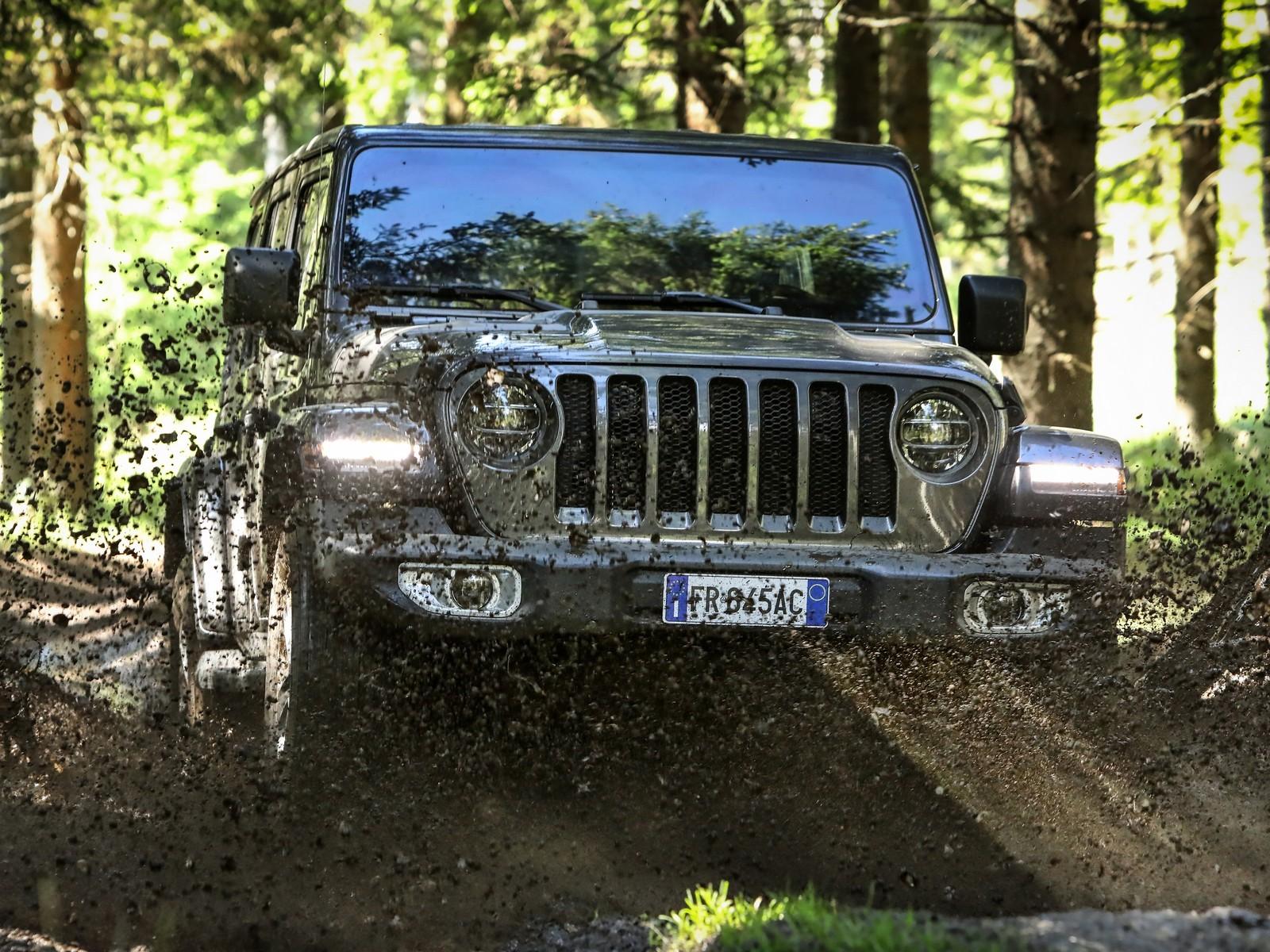 Foto de Jeep Wrangler Sahara (13/15)