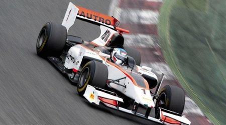 Fabio Leimer probará con Sauber en el test para jóvenes pilotos de Abu Dhabi