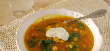 Tu dieta semanal con Vitónica: menú rico en agua para favorecer la depuración del organismo de forma sana