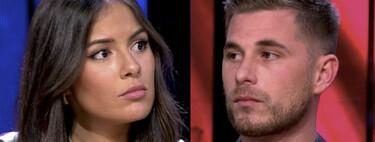 'El Debate de las Tentaciones': Estas han sido las palabras de Tom Brusse a Melyssa Pinto por las que Sandra Pica ha montado en cólera