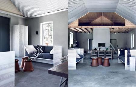 perfecto hogar neorústico