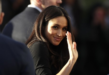 El pelo súper rizado llega a la Casa Real: así el pelo natural de Meghan Markle