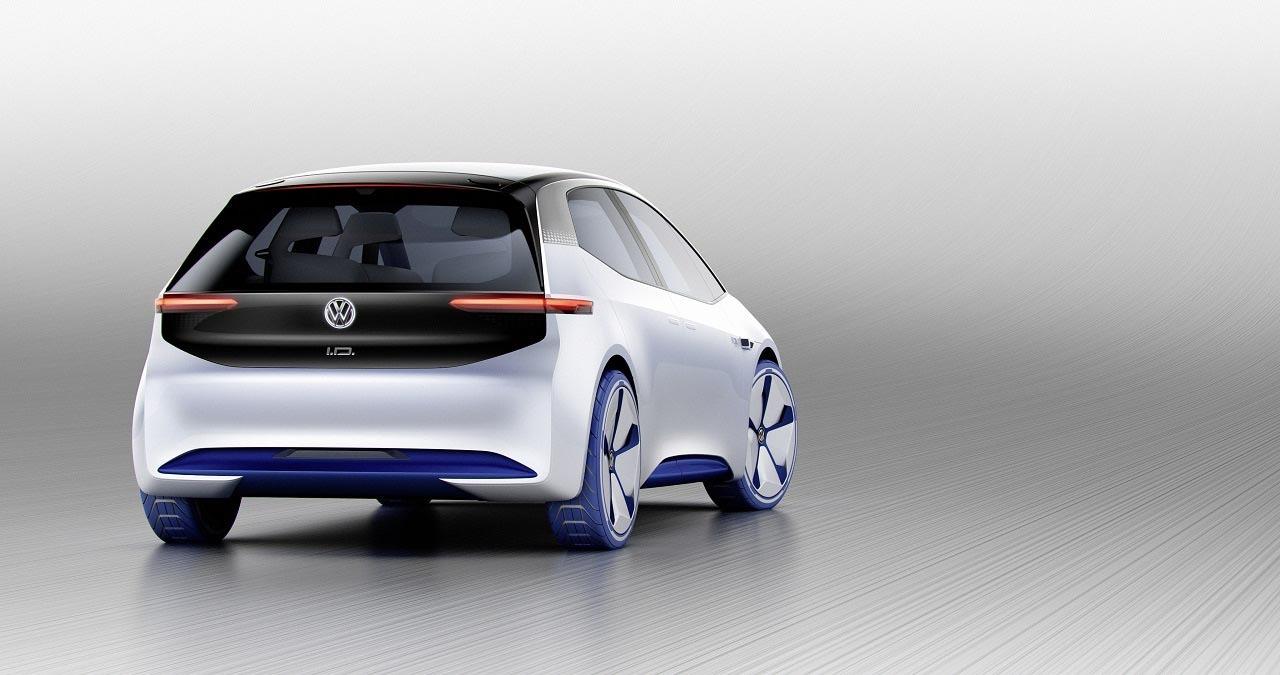 Volkswagen I D 3 4