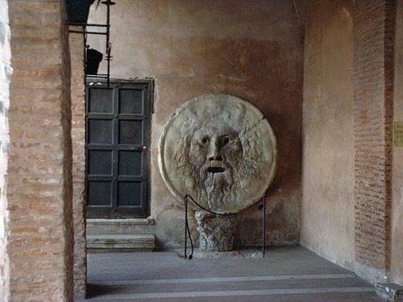 Roma: Bocca della Verità o la alcantarilla más famosa del mundo