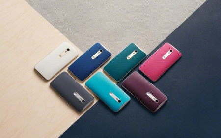 Moto X Style Colors Back Lifestyle