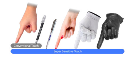 SuperSensitive Touch