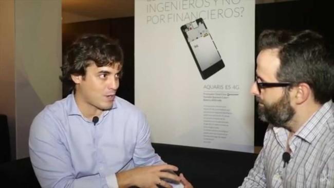 """""""Durante 30 años se ha traspasado la producción a Asia, y la electrónica no es un caso aislado"""", Rodrigo del Prado (BQ)"""