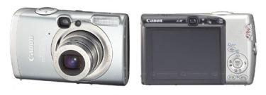 Canon IXUS 800 IS, compacta con prestaciones profesionales