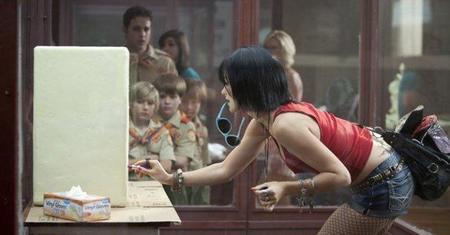 Olivia Wilde es una stripper en 'Butter', primeras imágenes