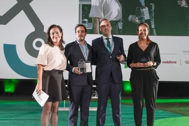 Y los ganadores del Premio Trendencias a la tecnología con más estilo son...