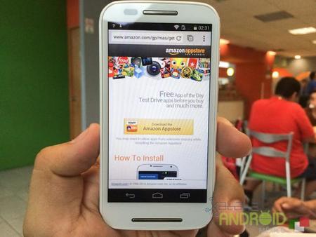 240 mil aplicaciones y juegos para Android son las que ya tiene Amazon en su catálogo