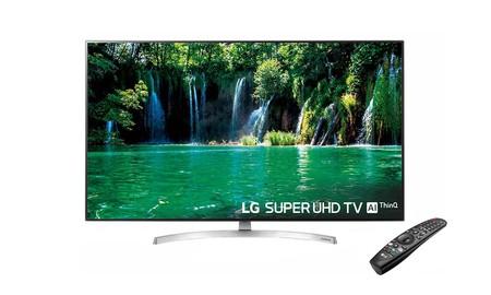 LG 49SK8100PLA, una interesante smart TV de gama media-alta y 49 pulgadas que PcComponentes nos rebaja 200 euros esta semana