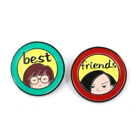 combinar mejor amiga