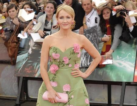 J.K. Rowling dona 17 millones de euros a la investigación por la Esclerosis Múltiple, la enfermedad que padeció su madre