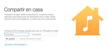 Apple Music elimina de iOS 8.4 el soporte para música de Compartir en casa
