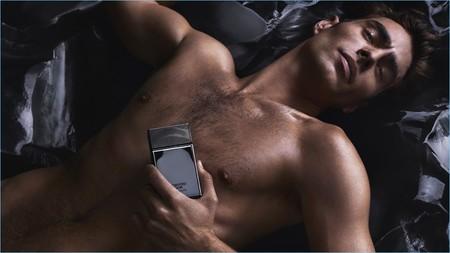 Jon Kortajarena se convierte en objeto de deseo de Tom Ford para presentar su perfume Noir Anthracite