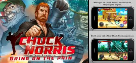 Gameloft lanzará un beat'em up con Chuck Norris de protagonista