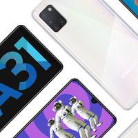 El nuevo Samsung Galaxy A31 está de oferta de lanzamiento por 229 euros en AliExpress Plaza: cuatro cámaras y batería de 5.000 mAh