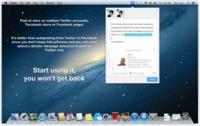 Crosspotapp, ahorra tiempo a la hora de publicar una actualización si eres un adicto de las redes sociales