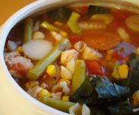 Menestra de verduras: un saludable plato de temporada