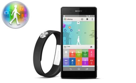 Sony lanza Lifelog en Google Play, la aplicación de su pulsera SmartBand SWR10