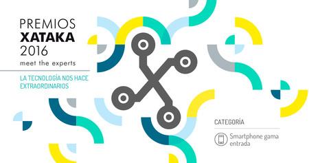 Mejor smartphone de gama de entrada: vota en los premios Xataka 2016