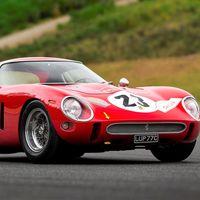 Este Ferrari 250 GTO ya es el coche más caro del mundo (en subasta), y ha costado más de 41,6 millones de euros
