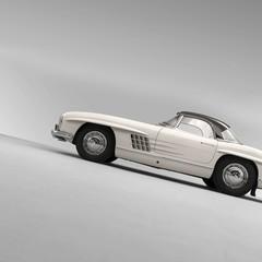 Foto 5 de 9 de la galería mercedes-benz-sl300-1963-se-vende-en-70-millones-de-pesos en Motorpasión México