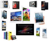 Teléfonos y tablets para la nueva red 4G