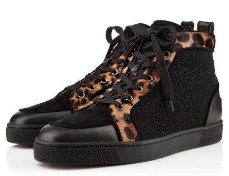 Christian Louboutin y sus nuevas sneakers, las Rantus Orlato