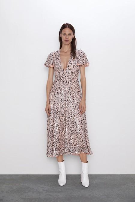 Vestido Invitada Zara 2