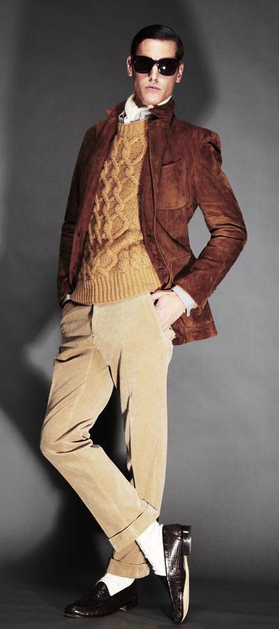 Foto de Tom Ford, colección masculina para el Otoño-Invierno 2011/2012 (44/44)